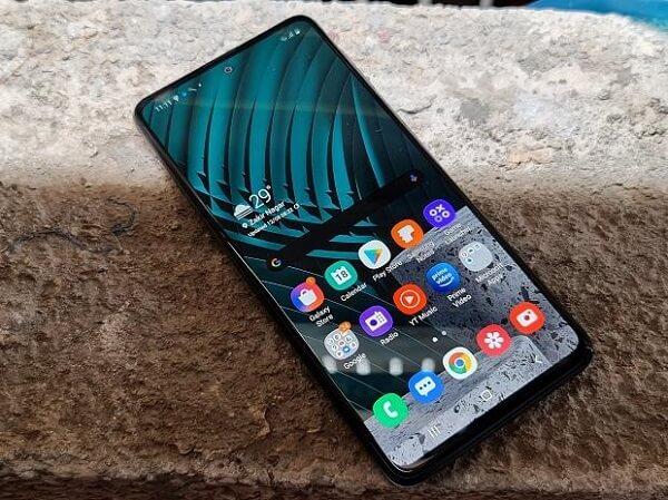 Samsung-Galaxy-M31s-Review-Design